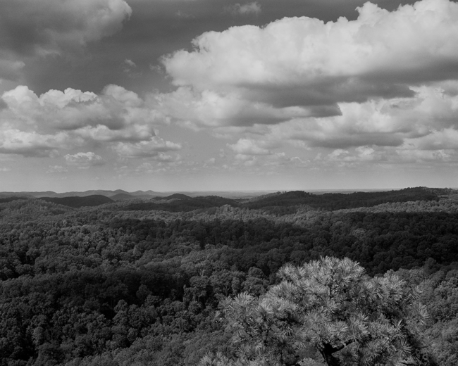West View from Tater Knob by Guy Mendes